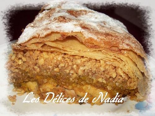 Pastilla marocaine
