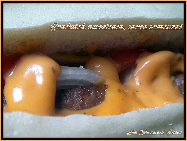 sandwich americain photo 2