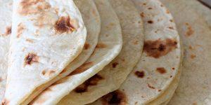 Tortilla mexicaine, galette pour fajitas
