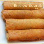 Brik ou bourek au poulet photo 3