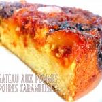 Gateau aux pommes et poires facile