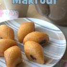 Makrout aux dattes gateau de semoule au miel