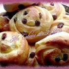 Pain aux raisins ou pain russe