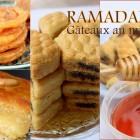 Gateau au miel Ramadan 2015