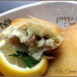 Samoussa pommes de terre chevre noix photo 3
