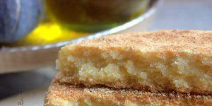 Galette kabyle à l'huile d'olive