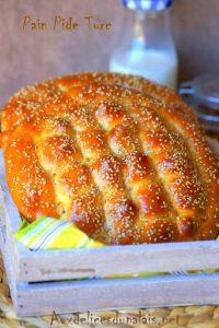 pain pide turc aux délices du palais