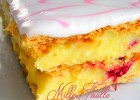 Mille feuille express aux framboises