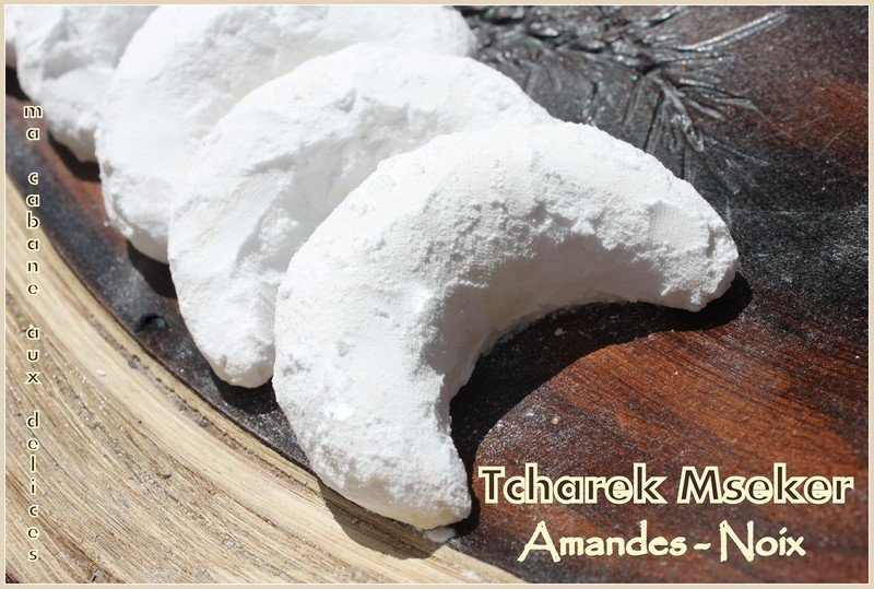 tcharek mseker noix amandes photo 4