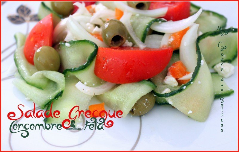 Entrees chaudes - Froides - Salades - Tartes salees - Cakes Salees - Amuses gueules