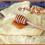 Trid crepes fines algeriennes