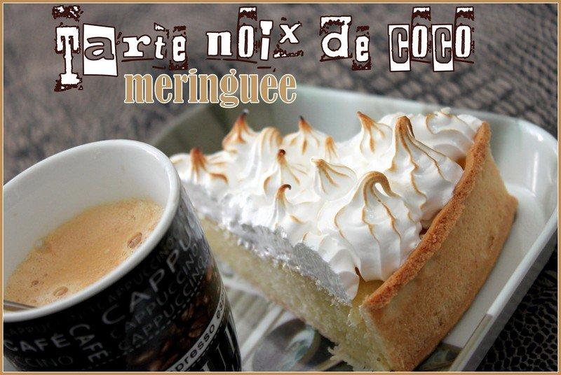Tarte-noix-de-coco-meringuee