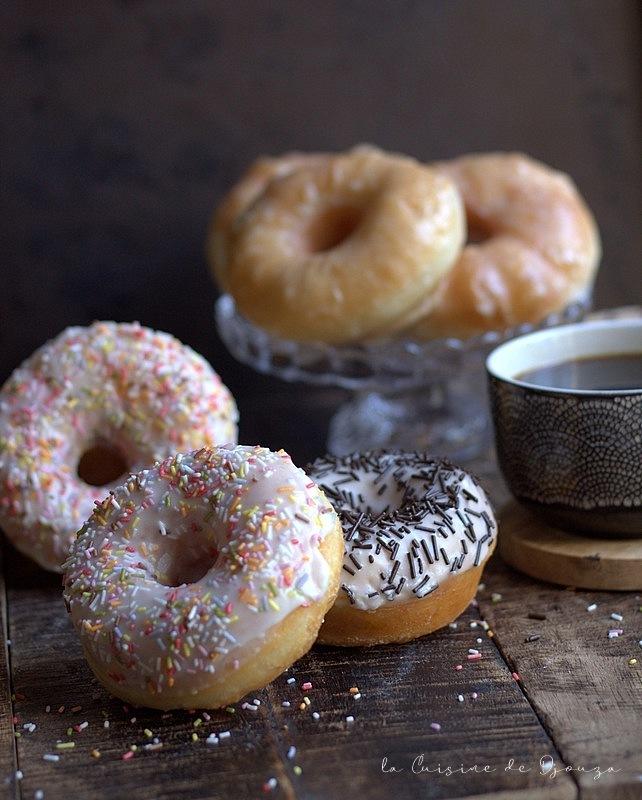 Recette de donuts maison facile