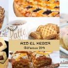 Index gateau algerien, gateaux orientaux pour l'Aid el kebir 2014