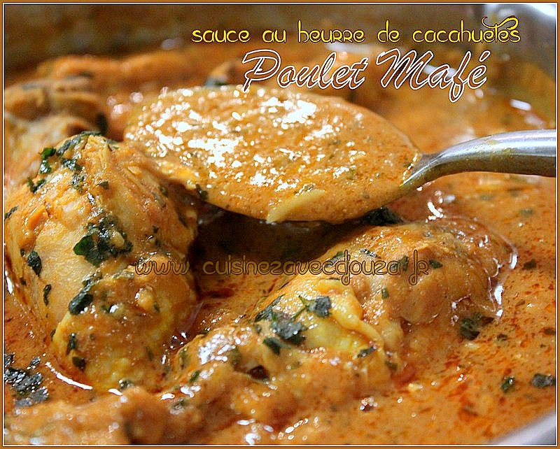 poulet maf sauce dakatine recettes faciles recettes rapides de djouza. Black Bedroom Furniture Sets. Home Design Ideas