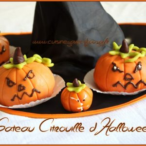Recettes special Halloween