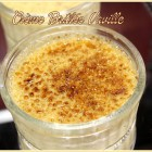 Creme brulée onctueuse et inratable