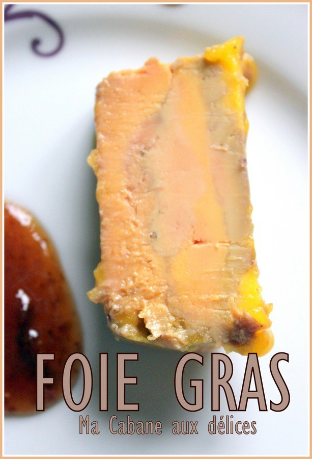recette foie gras maison halal recettes faciles. Black Bedroom Furniture Sets. Home Design Ideas