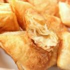Msemen croustillant frit, baklawa kabyle