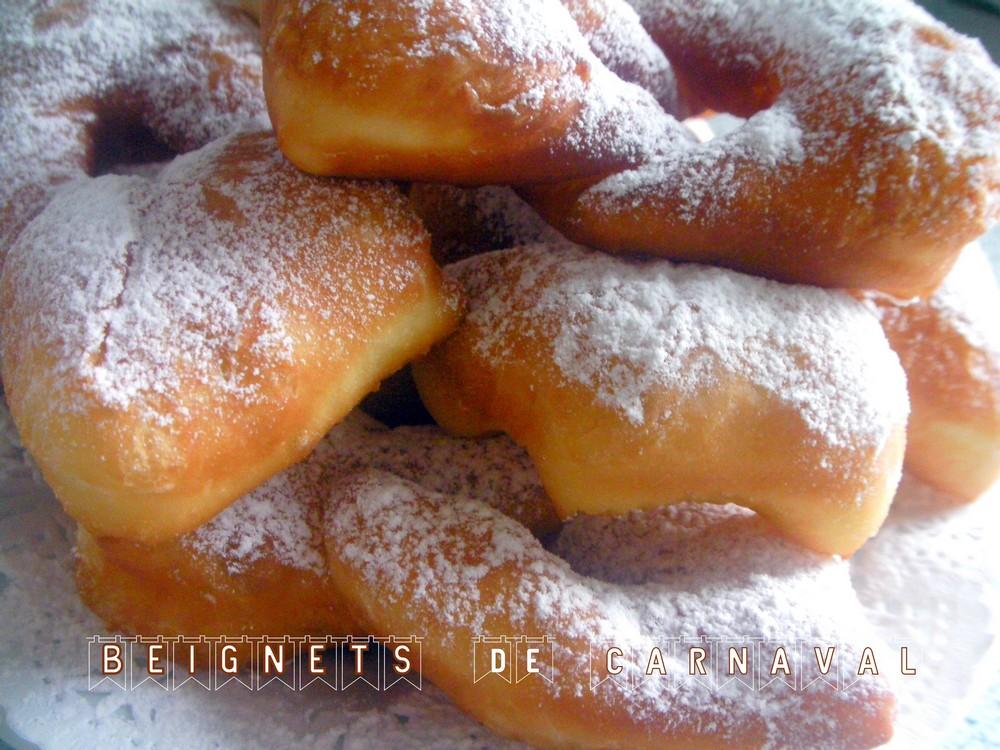 Beignet ou bugnes de christophe felder recettes faciles - Recette beignet au sucre moelleux ...