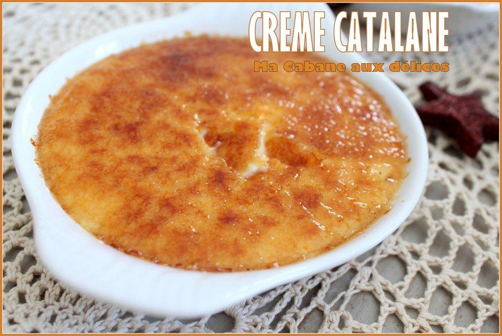 Creme catalane