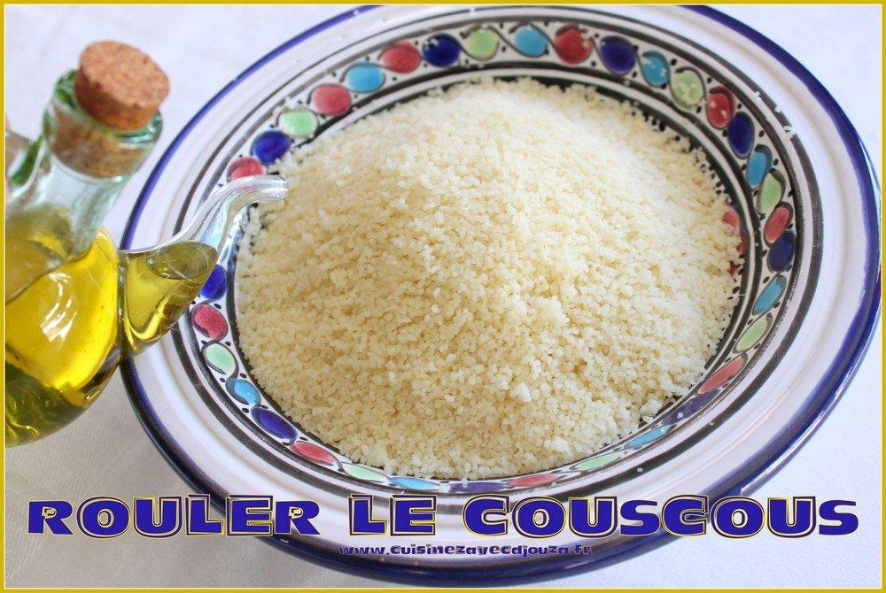 comment cuire graine de couscous