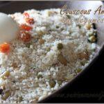 Couscous amaqful legumes secs