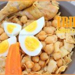 Trida, plat traditionnel algerien