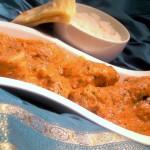 poulet au curry beurre de cacahuètes