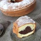Mouskoutchou au chocolat (marbre)