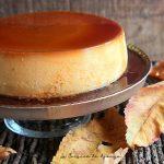 Crème aux oeufs ou crème caramel renversée