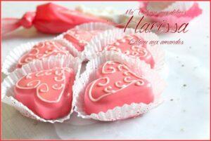 Harissat bel louz / gâteau aux amandes