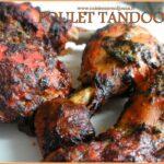 Poulet aux epices tandoori