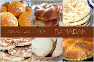 Pain maison recette ramadan
