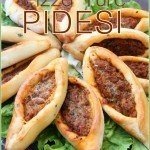 Pidesi pizza turc
