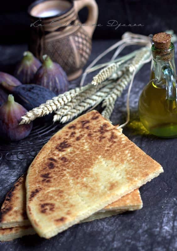Kesera à l'huile d'olive