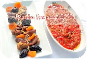 Recettes ramadan 2015 plats special ramadan