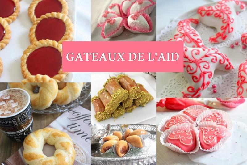 gateaux algeriens - orientaux - arabes - modernes - Holiday and ...