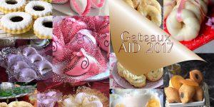 Gâteaux algériens 2017 modernes et traditionnels