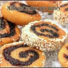 Makrout roulé aux dattes / makroud tunisien
