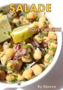 Salade de pois chiches recette libanaise balila