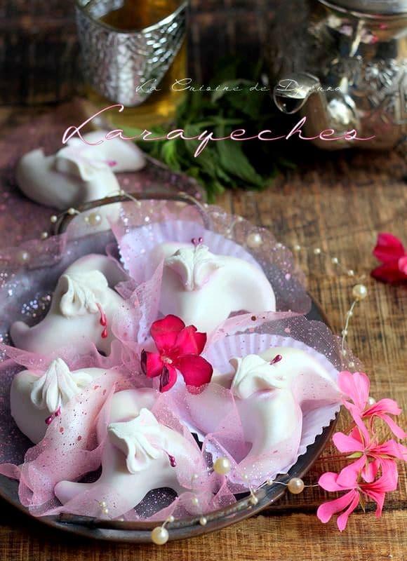 Gâteau Larayech (étoile de mer glacée)