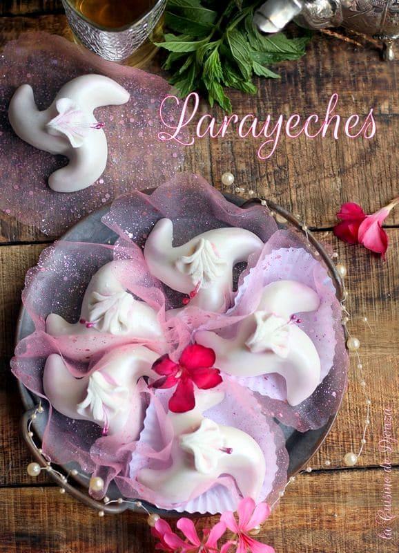 Gâteau algérois Arayeches