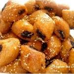 mini makrouts aux dattes graines de sesames