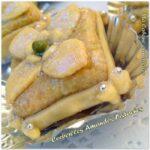 corbeilles aux amandes et pistaches