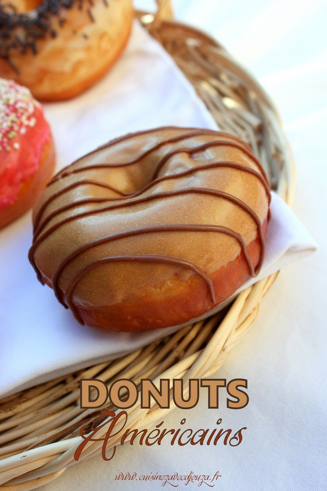 Donuts americain
