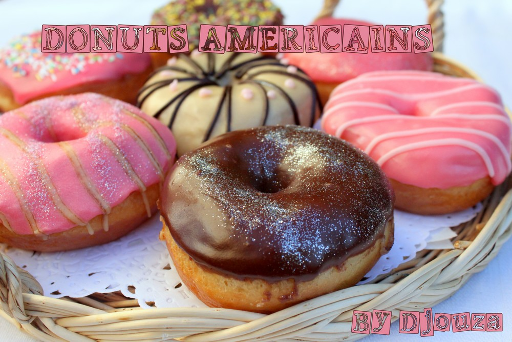 Donuts americains