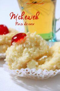 Mchewek noix de coco