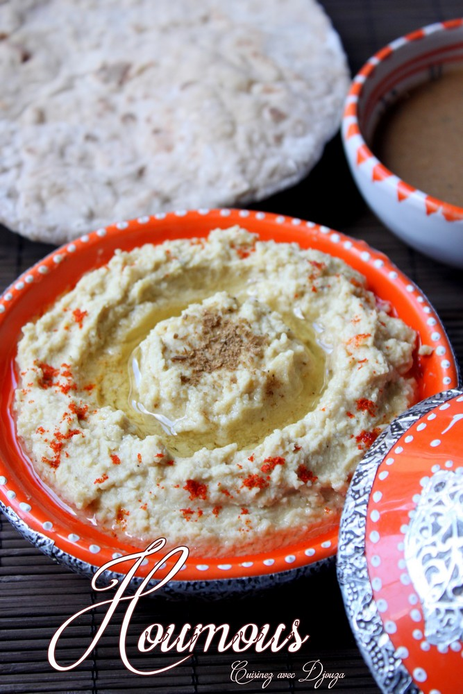 recette houmous mezze de la cuisine libanaise recettes faciles recettes rapides de djouza. Black Bedroom Furniture Sets. Home Design Ideas