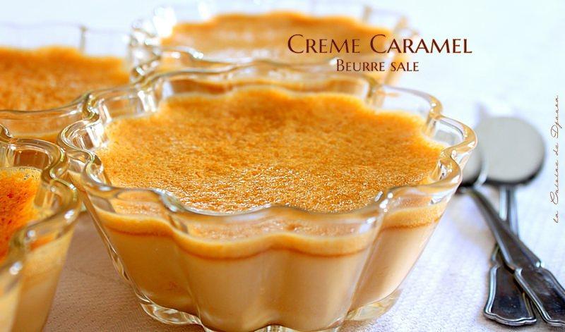Creme caramel beurre sale